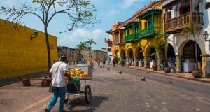 City life: Cartagena
