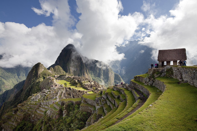 Machu PIcchu, Peru, South America. Image: Getty