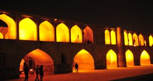 Iran: A warm welcome in Esfahan
