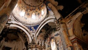 The Church of St Gregory the Illuminator, Ani, Turkey.