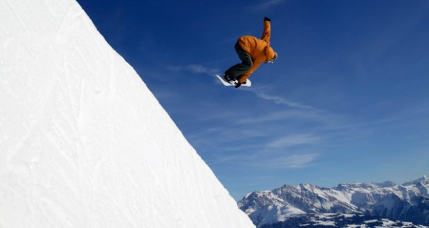 Laax: Learning to freestyle