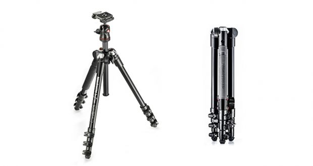 Win a Manfrotto BeFree travel tripod worth £174.95!