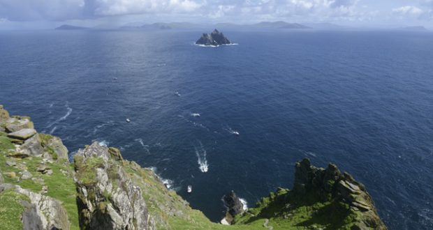 Skellig Islands. Image: Pól Ó Conghaile