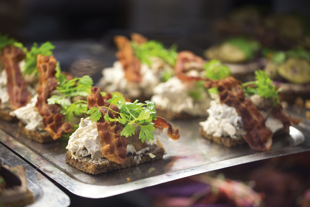 Traditional smørrebrød. Image: Getty