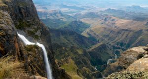 South Africa: Falling for Tugela Falls