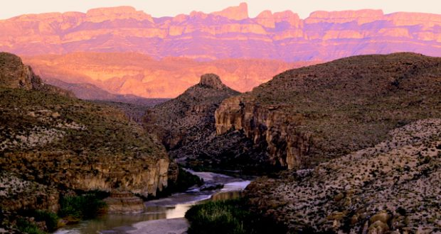 Big Bend: Texas's last frontier