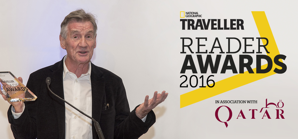 National Geographic Traveller (UK) Reader Awards