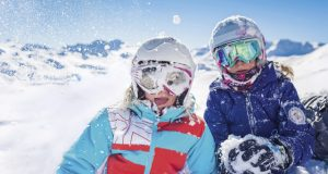 Family travel: Snow, ski and Santa