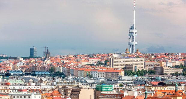 Prague skyline. Credit: Alamy