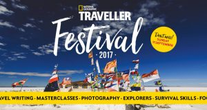 National Geographic Traveller Festival 2017