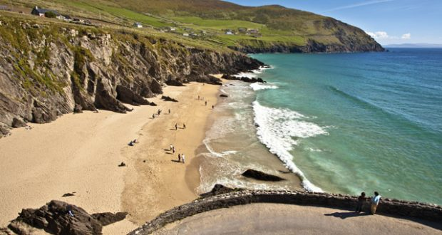 Coumeenole Beach, Dingle. Image: Getty