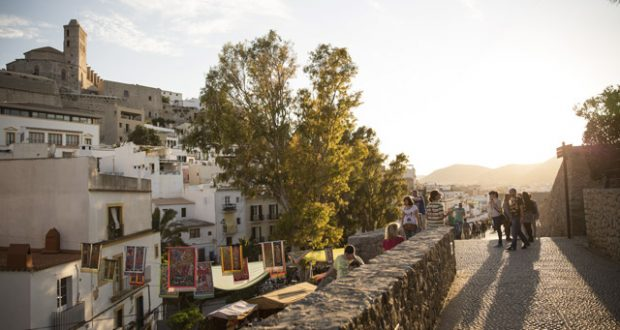 Ibiza: Somewhere beyond the sea