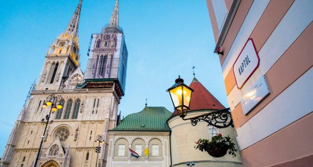 Zagreb Cathedral. Image: AWL Images