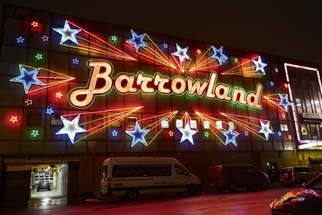 Barrowland Ballroom. Credit: Nick Warner