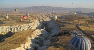 Cappadocia: To the moon and back