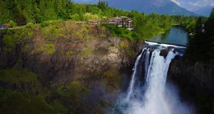 Washington State: Twin Peaks revisited
