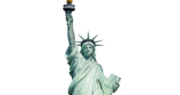 The Statue of Liberty. Image: iStockphoto
