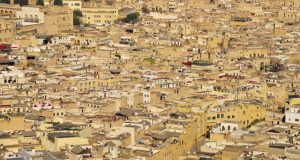Morocco: 9,000 streets & 40,000 dead ends