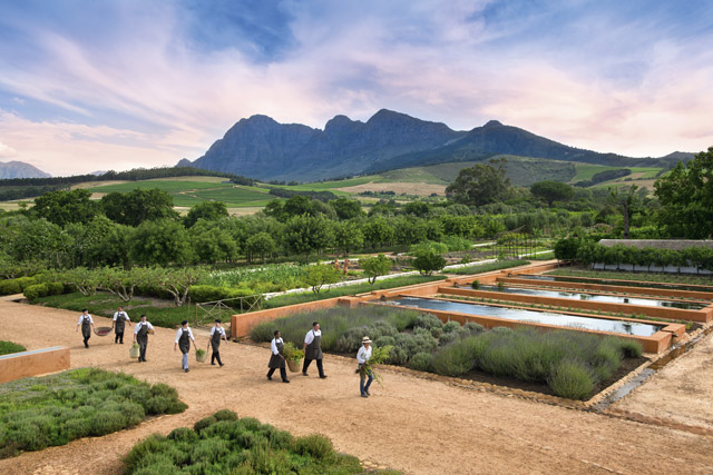Babylonstoren, South Africa