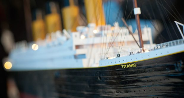 Titanic: Diving to the famed shipwreck