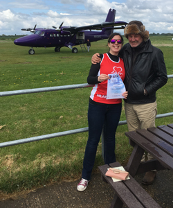 British Heart Foundation Sky Dive