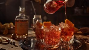 Monkey Shoulder closing party