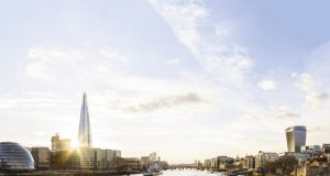 London: Tall tales from The Shard