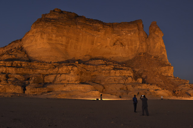 Jebel Barkal. Image: Getty